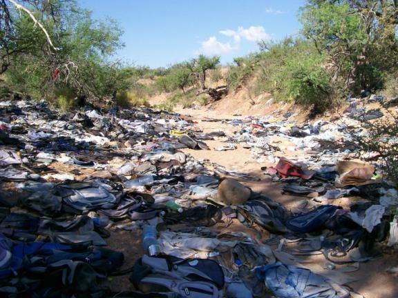 arizona trash