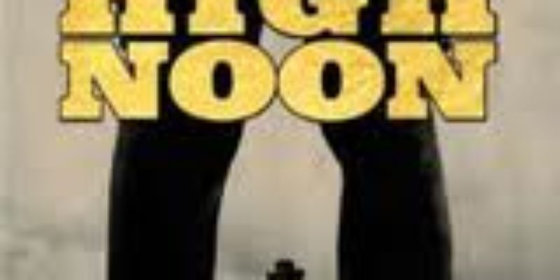 """Shootout at High Noon"" Cancelled"