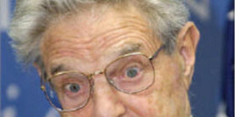 George Soros Throws in the Towel