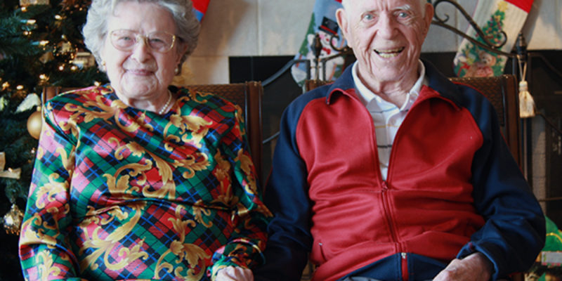 VALENTINE'S DAY: Jindal, Family Forum Salute Couple Married 81 Years