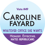 Caroline Fayard's Two-Minute Hate (UPDATED)