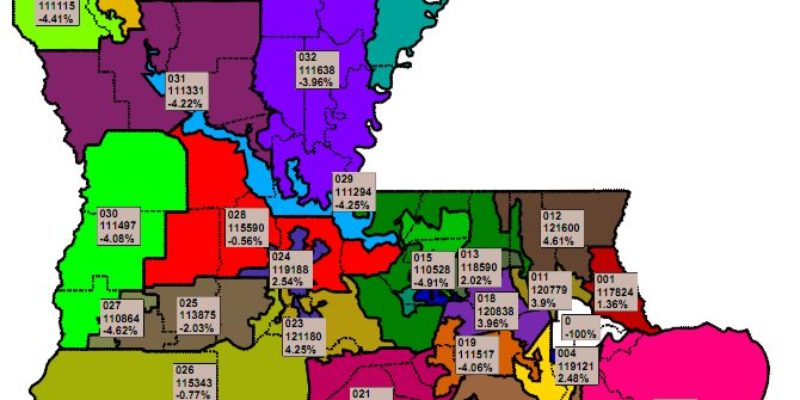 Black Democrats Vs. White Democrats In Redistricting Battles For Senate