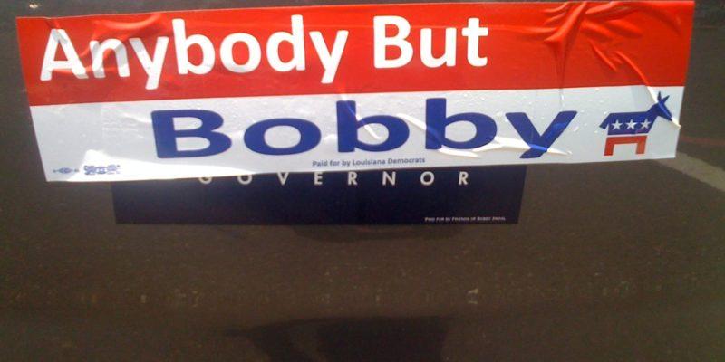 The Democrats' Bumper Sticker Bandits