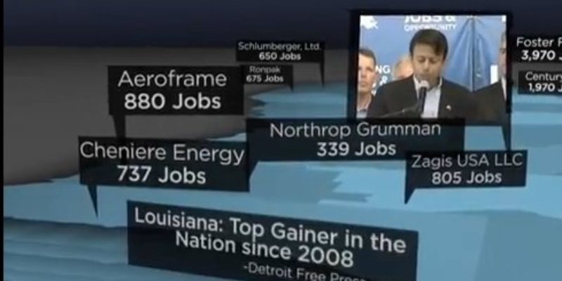 The Jindal Jobs Ad