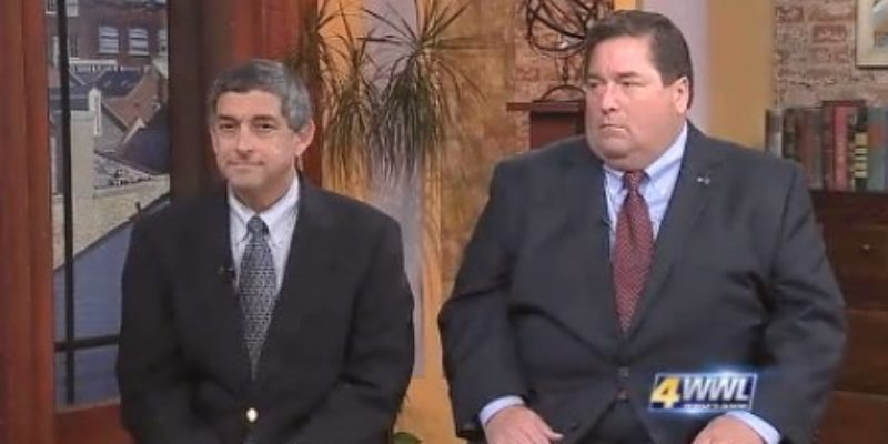 VIDEO: Lt. Governor Candidates Make Appearance On WWL Sunday Edition