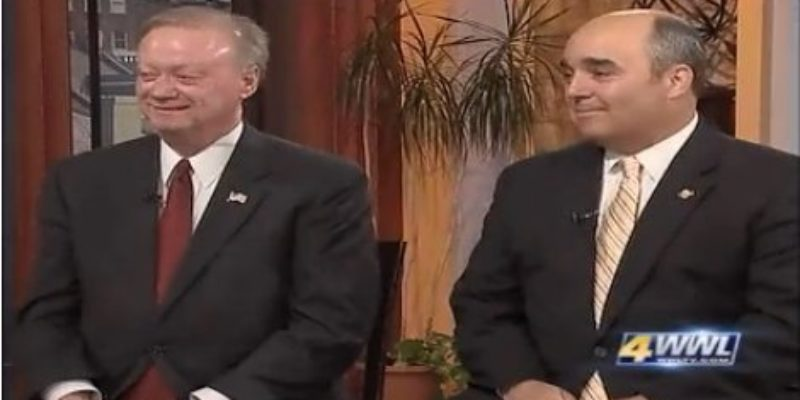 VIDEO: WWL Sunday Edition With Tucker, Schedler Debating Secretary Of State Race