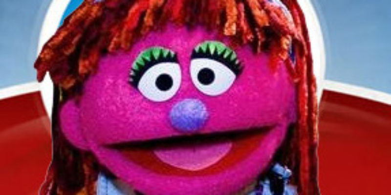 It's Not Easy Being Red-Muppet Supports Entitlement Program