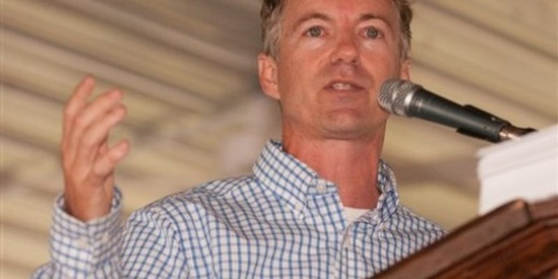 Campaign Shocker-Rand Paul Does Not Support Newt Gingrich