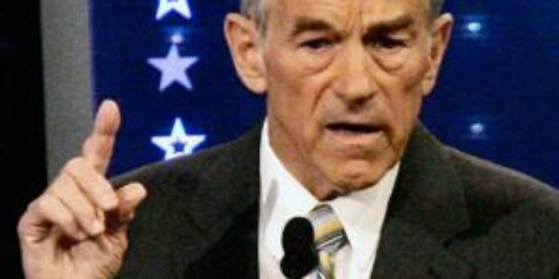 Ron Paul And A Brief History Of Dark Horse Candidates