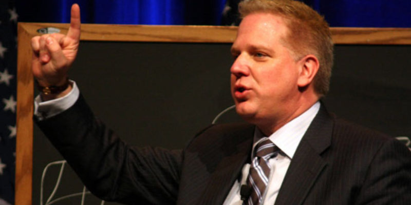 What Does Glenn Beck Have Up His Sleeve?