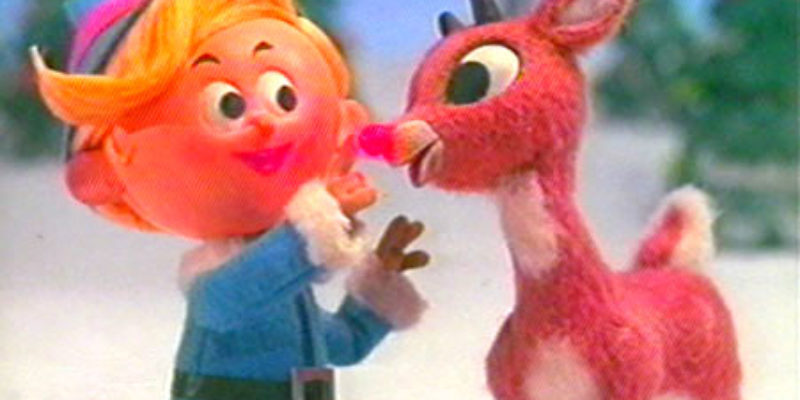 Rudolph the Bullied Gay-Nosed Reindeer?
