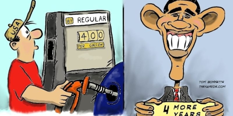Hayride Cartoon: Two Things We Just Can't Afford…