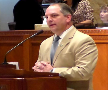 SADOW: John Bel Edwards' Stolen March