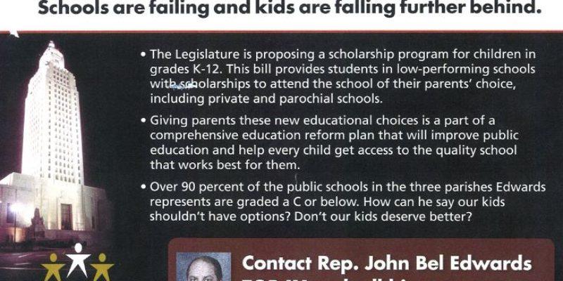 (UPDATED) Karen Carter Peterson: Let's Hear Education Bills On Weekends Only