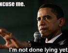 SARGE: He Lies. He's A Liar.