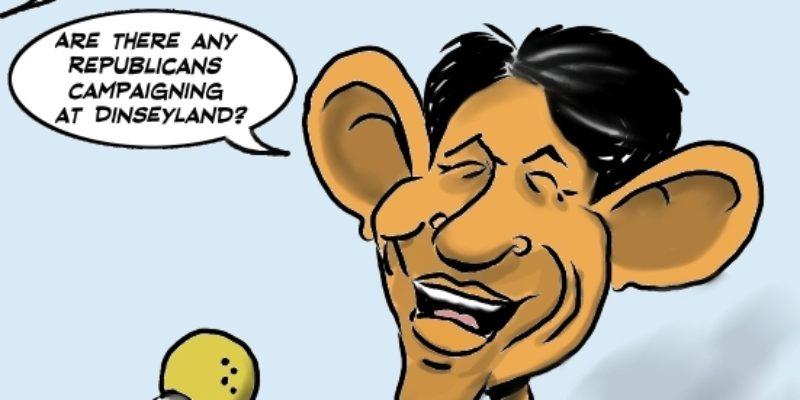 Hayride Cartoon: Where Ya Going, Bobby?