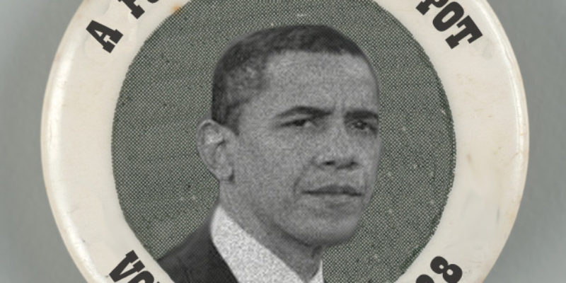 Is Obama A Time Traveler?