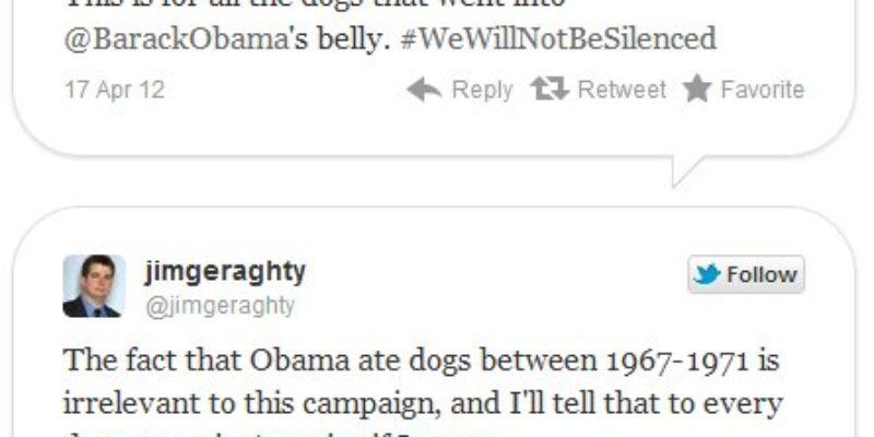 The Obama Dog-Eating Fark Thread