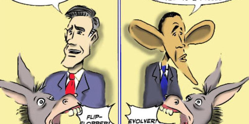 Hayride Cartoon: For Whom The Donkey Brays