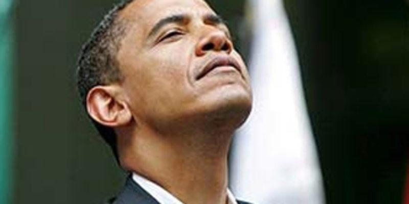 TUCKER: Why Obama Failed