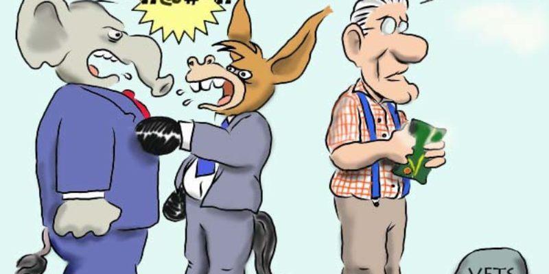 Hayride Cartoon: Maybe Just A Little Bit On Monday…