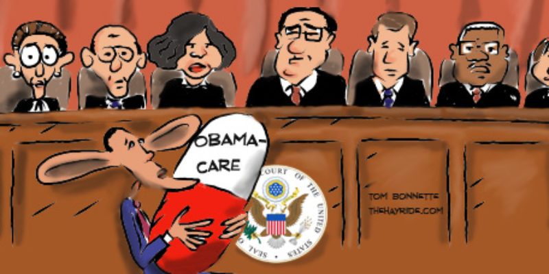 Hayride Cartoon: Gonna Be A Hard Pill To Swallow Come June…