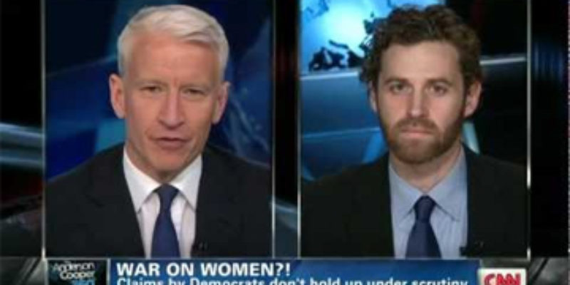 Is Anderson Cooper Trying To Get A Gig On Fox News?