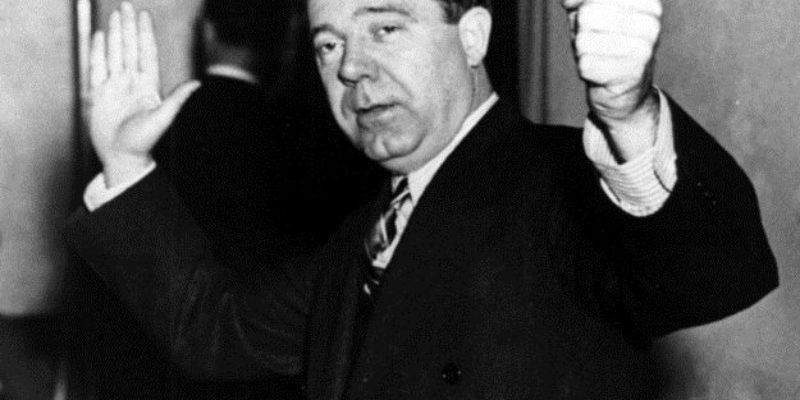 Huey Long's Shadow Of Corruption Still Darkens The Capitol