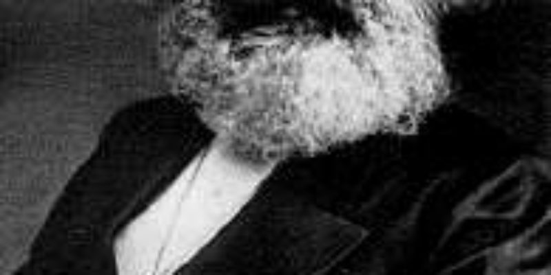 Moving Forward With Karl Marx