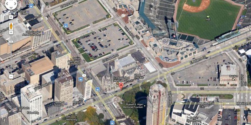 Detroit Socialist Group To City's Homeless: Go Steal A House