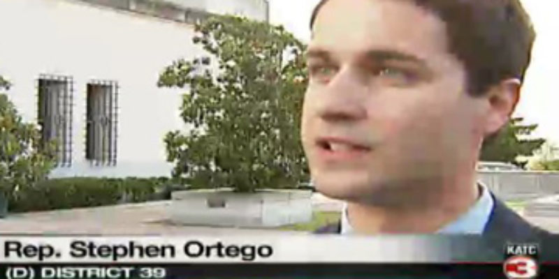Ortego Gets A Chance To Apologize On Local TV For Dumb Statements On Veterans…