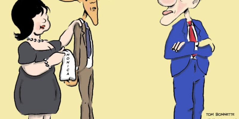 Hayride Cartoon: Hey, I've Been There…