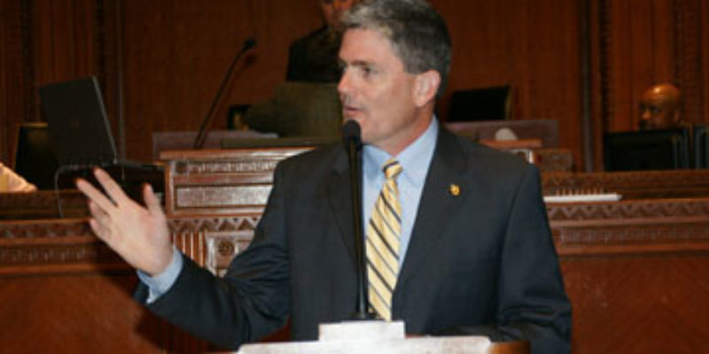 Geymann Resigns From House Committee
