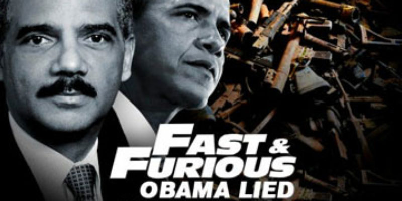 Sure Seems Like Obama Was In On Fast And Furious…