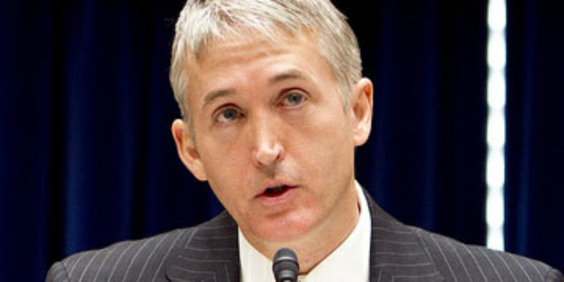 STELLAR: Rep Trey Gowdy Lets Dems Have It In Holder Contempt Debate