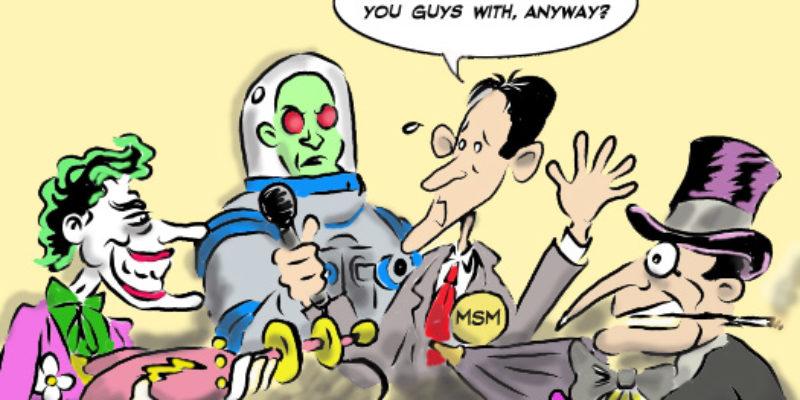 Hayride Cartoon: I Just Gotta Know…