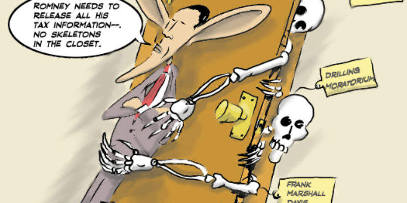 Hayride Cartoon: Do You Really Want To Go There?