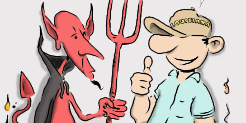 Hayride Cartoon: What A Relief