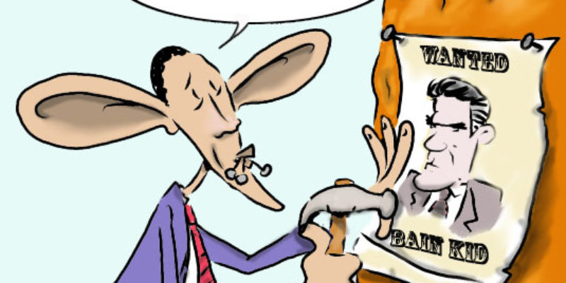 Hayride Cartoon: Smellin' A Felon 'Round Here…