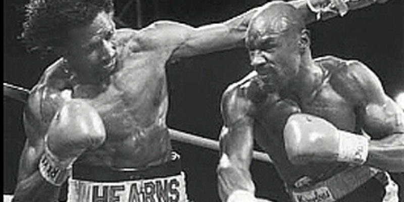 Is This Election A Redux Of The Hagler-Hearns Fight?