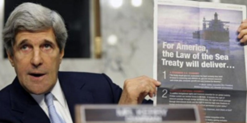 It Sounds Like They've Got The Votes To Kill The Law Of The Sea Treaty