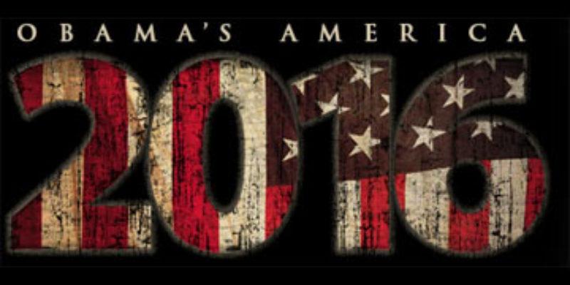Just Saw 2016: Obama's America Tonight…