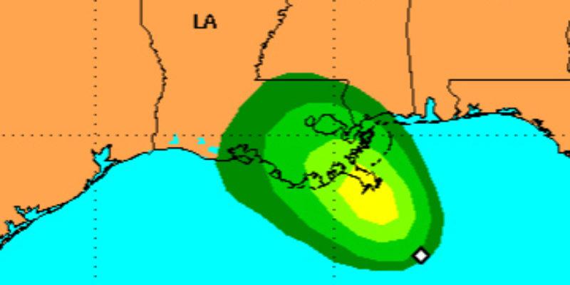 Isaac 10 AM – UPDATE: So Now It's A Hurricane