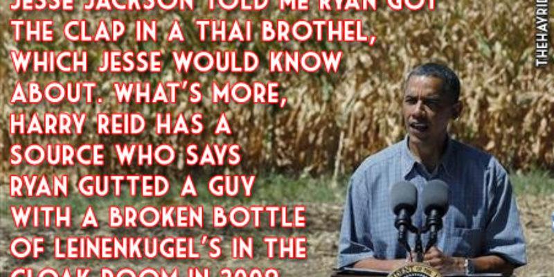 Y'All Hear Obama's Speech In Iowa Today?