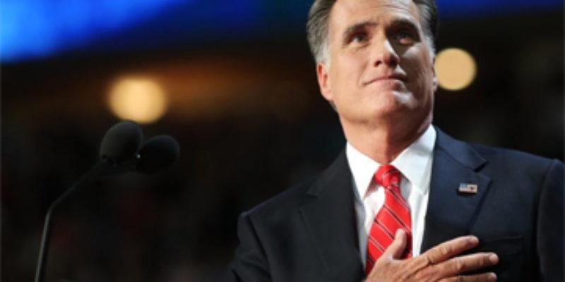 RNC Thursday Wrapup – Mitt Romney
