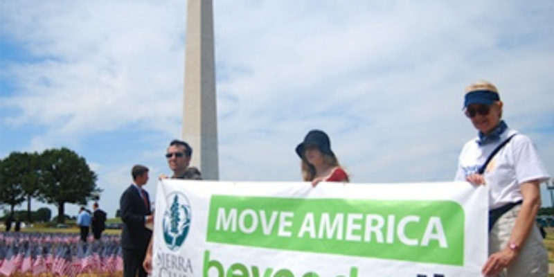 The Sierra Club Says We Can't Export Natural Gas…