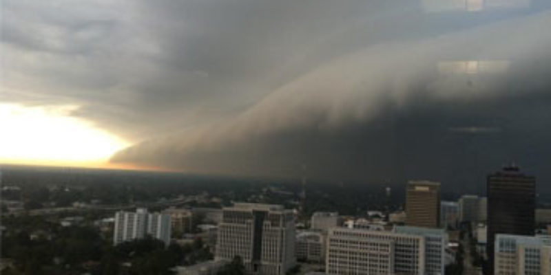 How's This For A Wild Weather Picture?