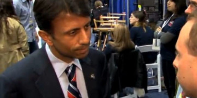 VIDEO: Jindal Says Obama Only Succeeds By Distorting Romney's Policies