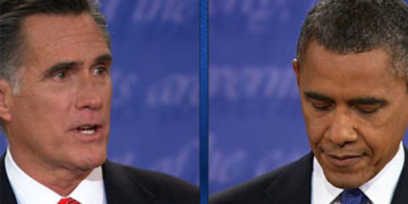 'Look Me In The Eye' – Something To Watch For In Tonight's Debate