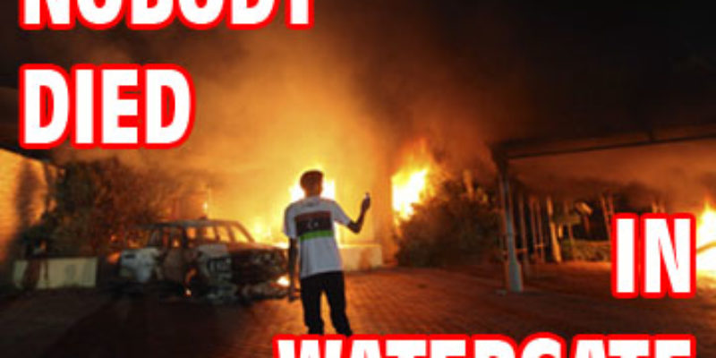 BENGHAZI: He Knew, He Did Nothing And He Lied